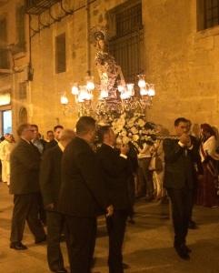 Cinta procession