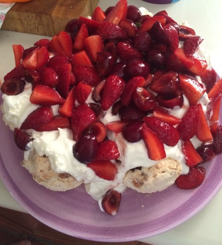 finishedpavlova